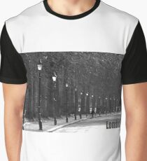 Battersea Park in London - Professional Photo Graphic T-Shirt