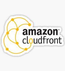 AWS CloudFront Sticker