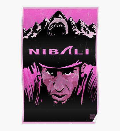 Nibali, Shark Of Messina Poster