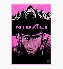 Nibali, Shark Of Messina Photographic Print