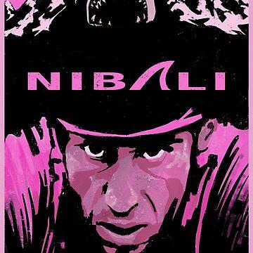 Nibali, Shark Of Messina by SFDesignstudio