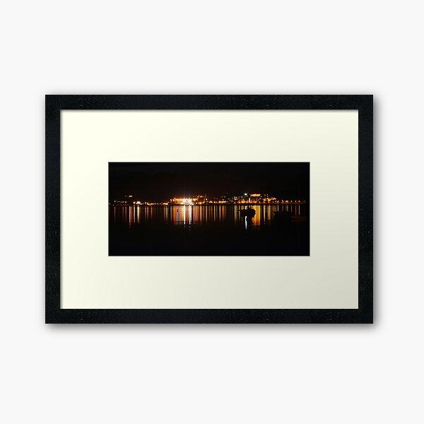 H.M.N.B Faslane  3 Framed Art Print