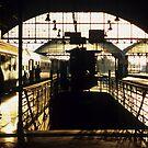 Railway Station by Kasia Nowak