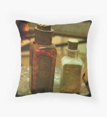 Expired Throw Pillow
