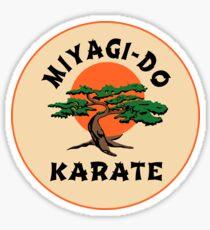 MIYAGI-DO - KARATE KINDER Sticker