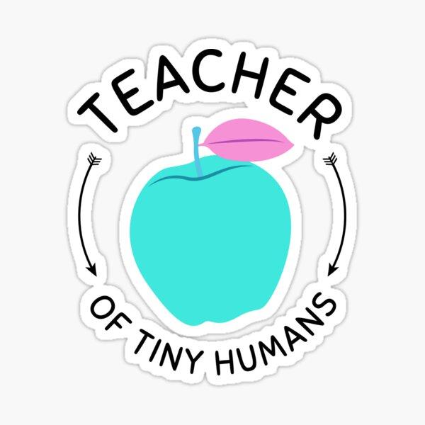 Preschool kindergarten educator gift Sticker