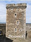 Sassenach !  Blackness Castle Fort William in Outlander by David Rankin