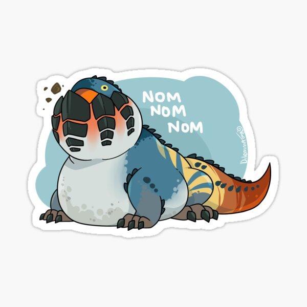 Dodogama (Monster Hunter: World) Sticker