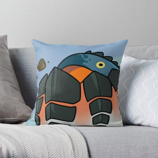 Dodogama (Monster Hunter: World) Throw Pillow