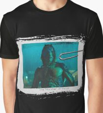 Monster of Water Graphic T-Shirt