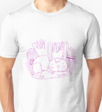 Happy Easter Cute Bunny Unisex T-Shirt