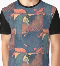 Sinbad and the giant bird - Elenore Abbott vintage illustration Graphic T-Shirt