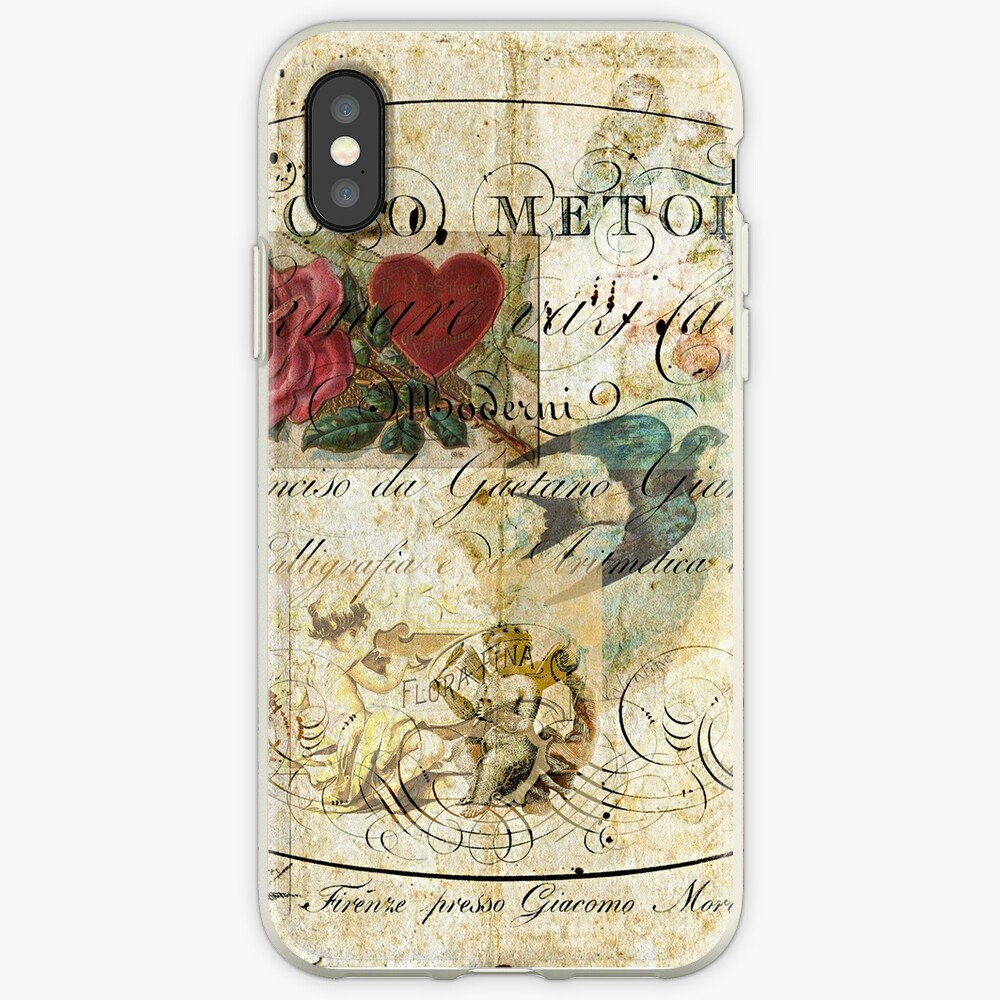 Bird in the Hand iPhone Case & Cover