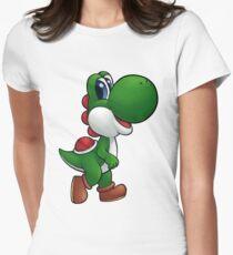 Camiseta entallada para mujer Yoshi