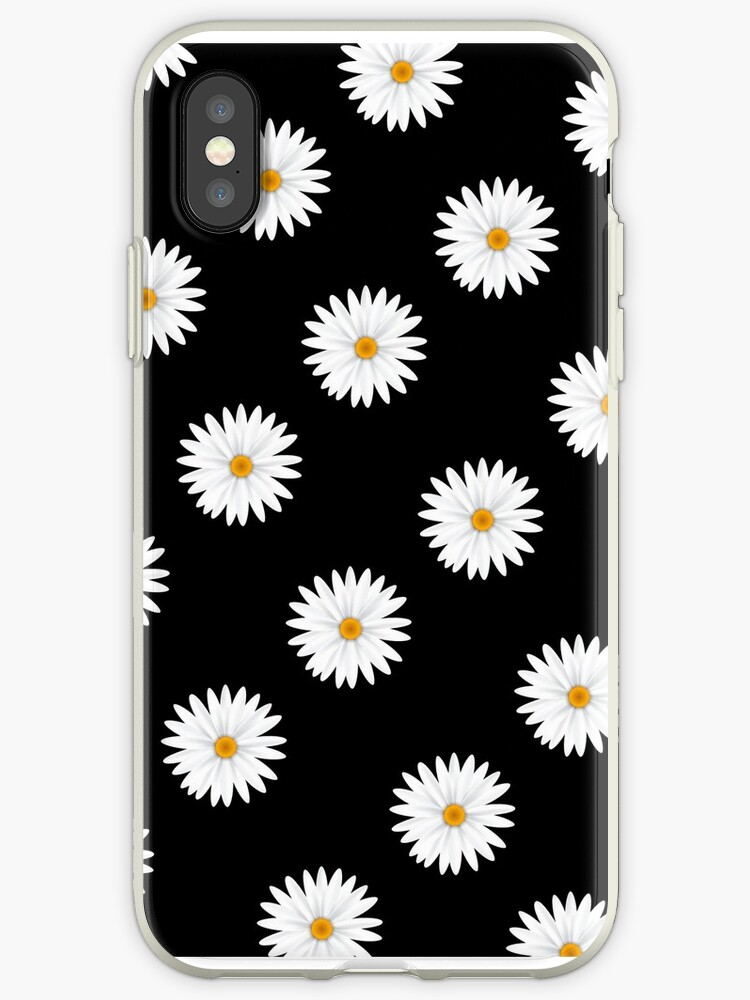 new style 3d1d5 f5fef 'iPhone / Android Phone Cases - Daisy Flower Phone Case' iPhone Case by  Makx Media