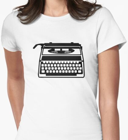 Mono Typewriter T-shirt Unisex