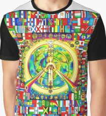A Peace of eARTh Graphic T-Shirt