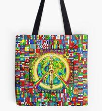 A Peace of eARTh Tote Bag