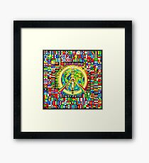 A Peace of eARTh Framed Print