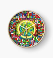 A Peace of eARTh Clock