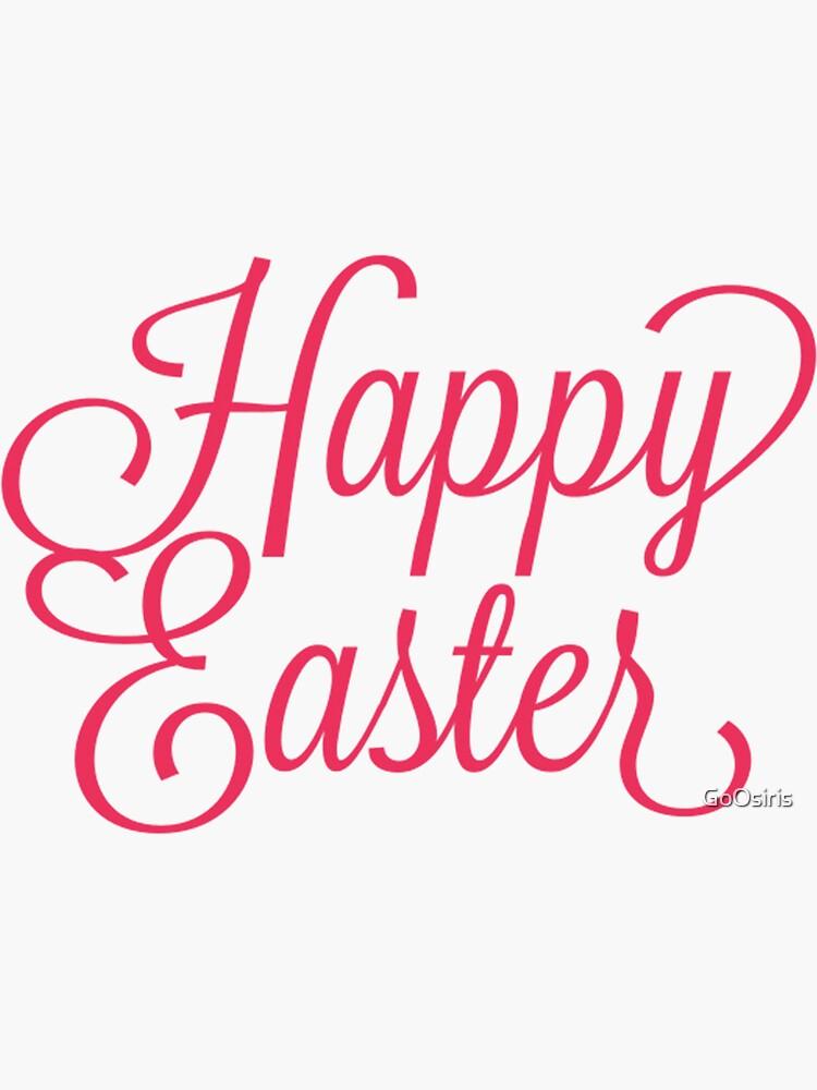 Happy Easter de GoOsiris