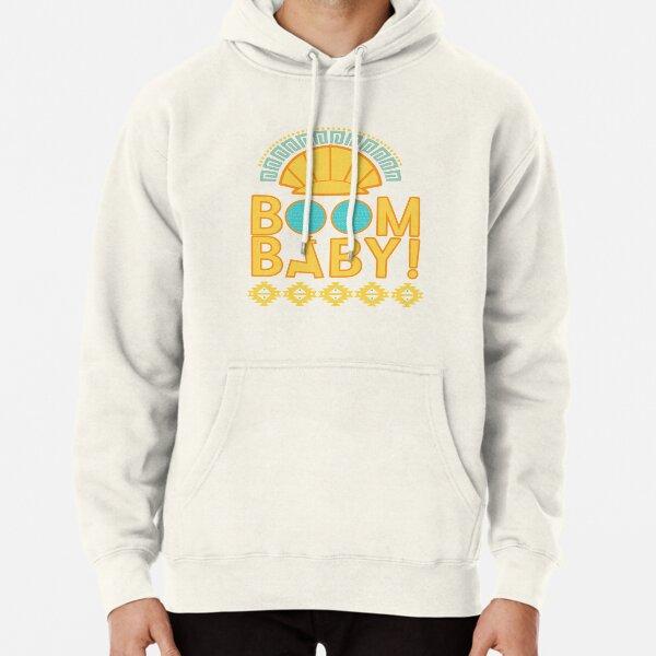 Boom Baby! Tee Pullover Hoodie
