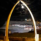 Whalebone Arch by Moonlight    9 by dougie1