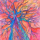 Tree of heART by DiNOandDARTart