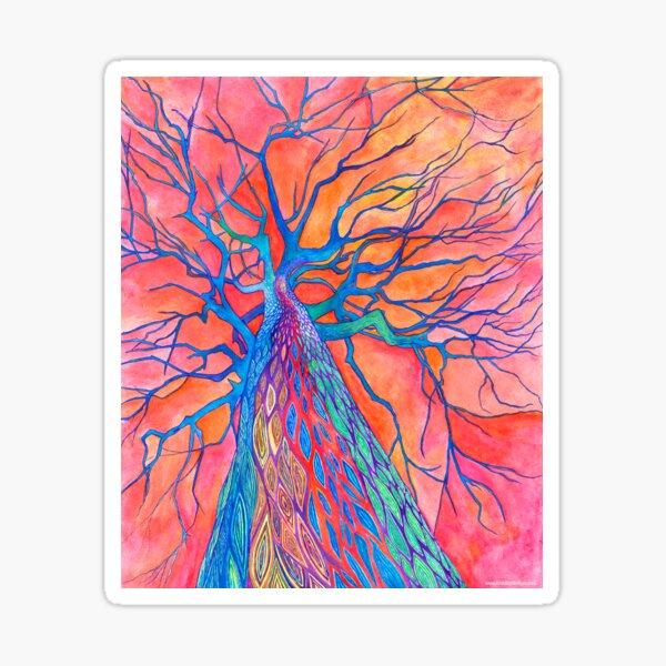 Tree of heART Sticker
