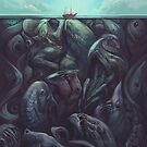 Beneath the Surface by Julie Dillon