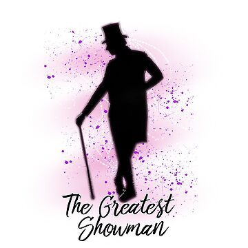The Greatest showman silhouette by GreysGirl