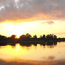 Burrill Lake South Coast ~ Sunrise ~ by Jodie Elchah