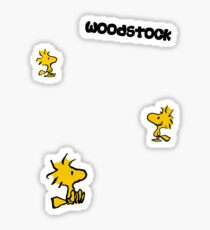 For all those Woodstock lovers Sticker