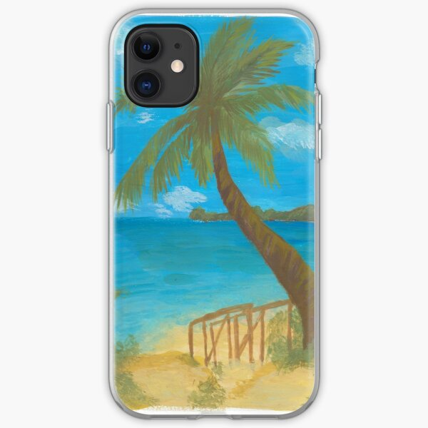 Trunk Bay iPhone Soft Case