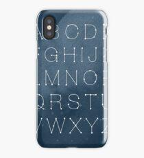 Written In The Stars iPhone Case