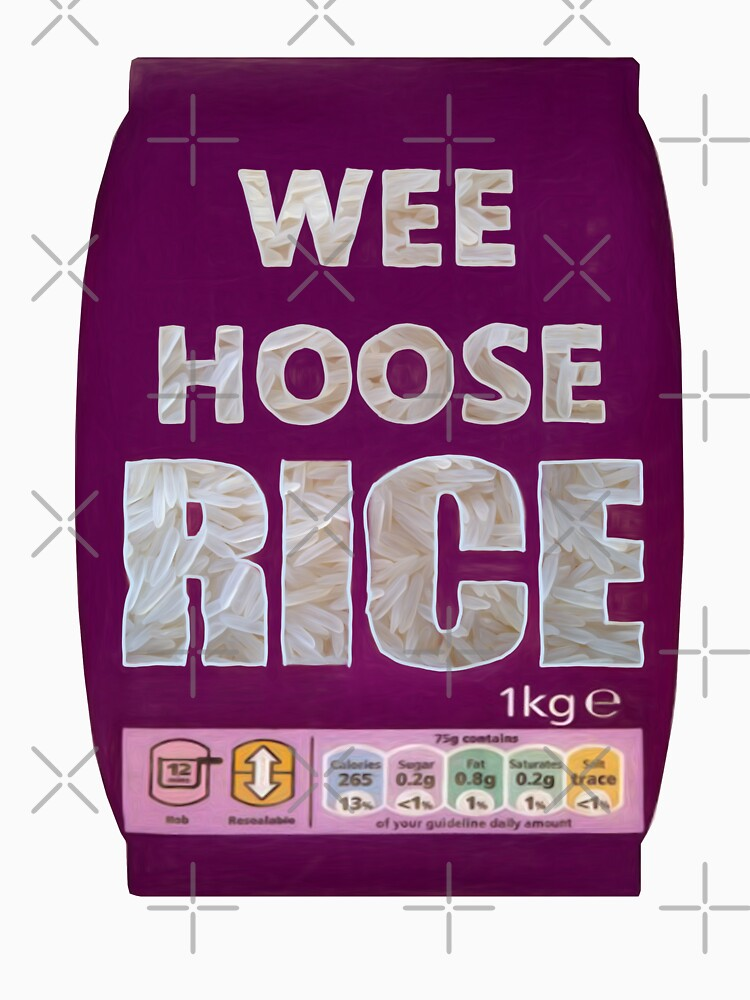 Wee Hoose Rice  Funny  Kevin Bridges Scottish Scotland by Energetic-Mind