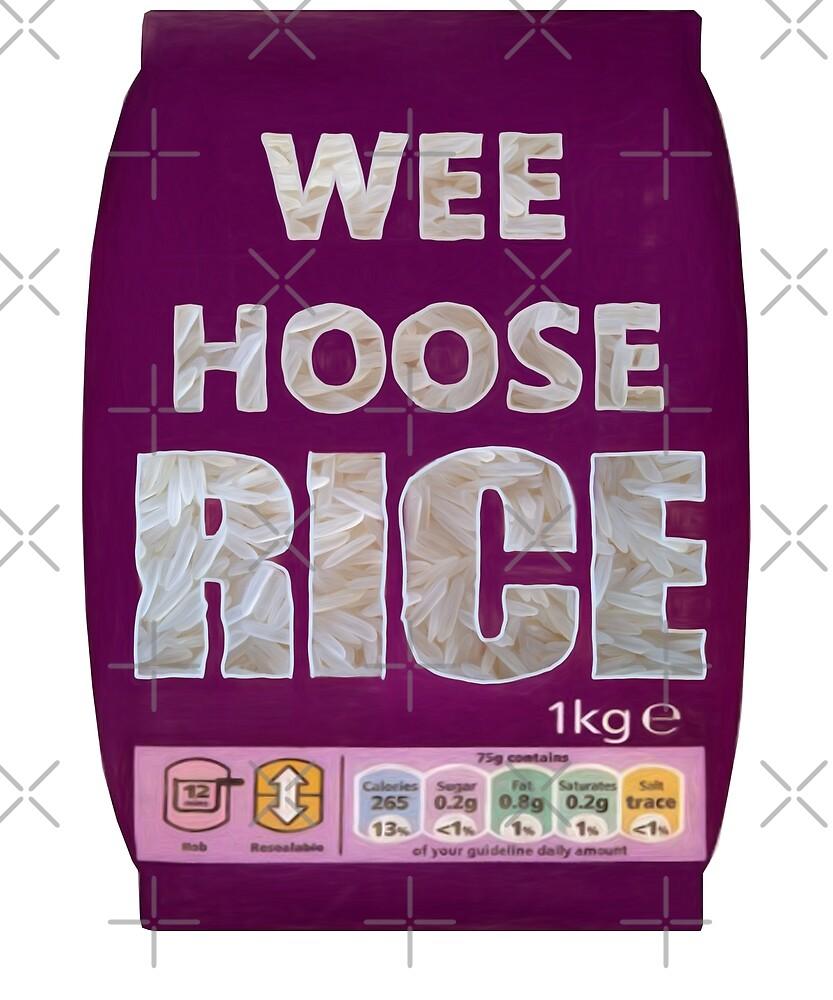 Wee Hoose Rice  Funny  Kevin Bridges Scottish Scotland by Energetic-Mind