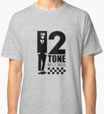Camiseta clásica Dos tonos