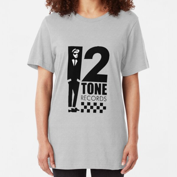 Madness T-Shirt Mens SKA 2Tone 2 Tone Records The Specials Top One Step Beyond