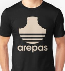 AREPAS - Traditional Colombian And Venezuelan Food Unisex T-Shirt
