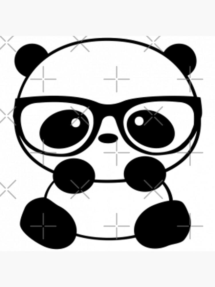 Cartoon Panda Wallpapers Posters Redbubble