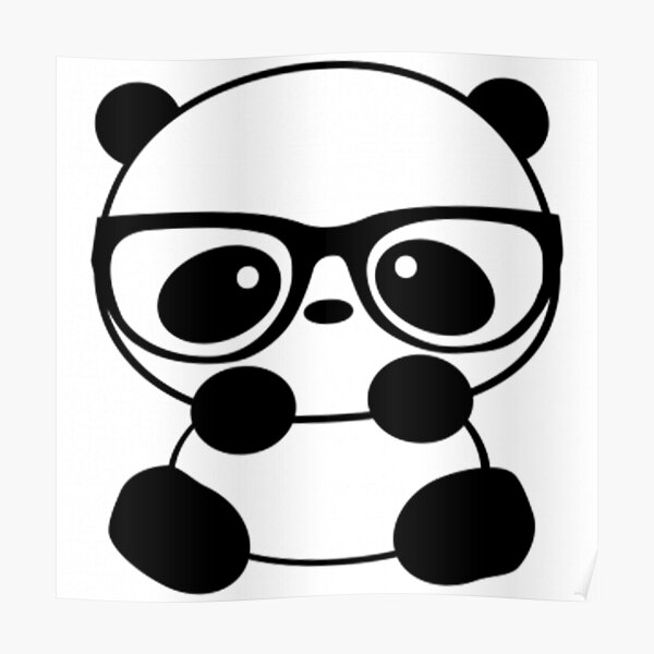 Cute Panda Wallpapers Posters Redbubble
