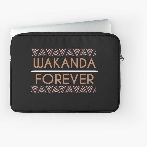 Wakanda Forever Laptop Sleeve