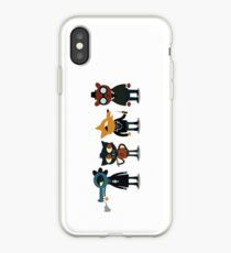Night in the Woods - Best Buds iPhone Case