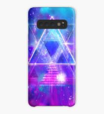 Space Vector 3 - Synth Galactic Vaporwave Case/Skin for Samsung Galaxy