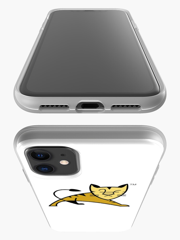 Alternate view of Apache Tomcat iPhone Case & Cover