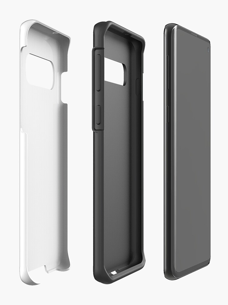 Alternate view of Apache Tomcat Case & Skin for Samsung Galaxy