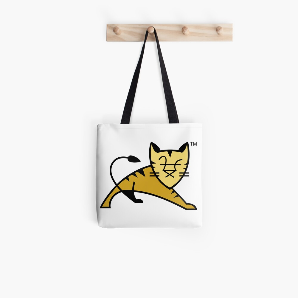 Apache Tomcat Tote Bag