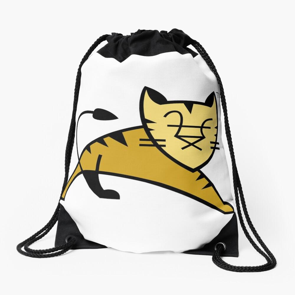 Apache Tomcat Drawstring Bag