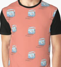 Radio On Graphic T-Shirt